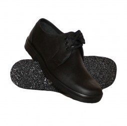 GRASSHOPPER SOFTEE BLACK SHOE