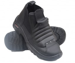 TURTLE SAFETY BOOTS WITH METATARSAL