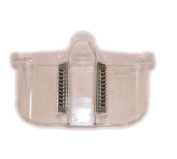 MOUTH SHIELD FOR P155 AND P246 GOGGLES