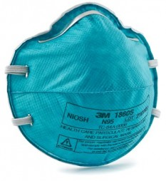 3M PARTICULATE SURGICAL MASK
