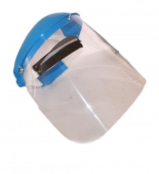 VISOR DEEP GUARD CLEAR 400 X 1MM COMES WITH BROWGUARD