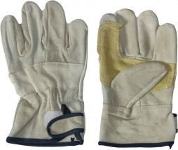 GLOVE EXECUTIVE TAN GRAIN RNF LG HP6548LI