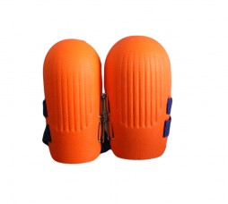 GUARDS KNEE ORANGE PVC