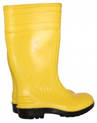GUMBOOTS YELLOW/BLACK SABS STC 1273