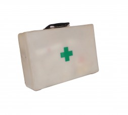 FIRST AID KIT IN PLASTIC CASE REG 7 (FAFWC7)