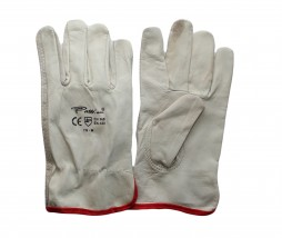 GLOVES LEATHER DRIVERS KEYSTONE