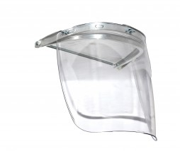 SHIELD SAFETY FACE PIECE CLEAR