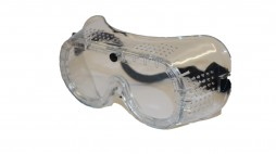 FORCE GOGGLES CLEAR POLYCARBONATE