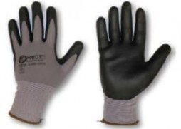 PRIDE MECHANICAL GLOVE WITH NYLON SHELL