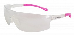 PRIDE CLEAR LADIES SPECTACLES WITH PINK TEMPLES