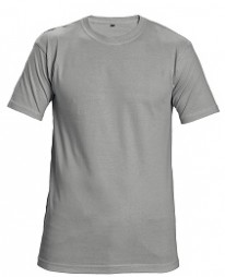 TEESTA T-SHIRT GREY 160G 100% COTTON