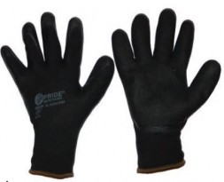 PRIDE POLYESTER ACRYLIC DOUBLE SHELL GLOVES