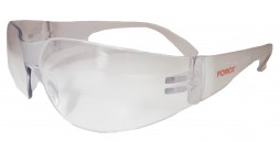 FORCE ECO CLEAR SAFETY SPECTACLES